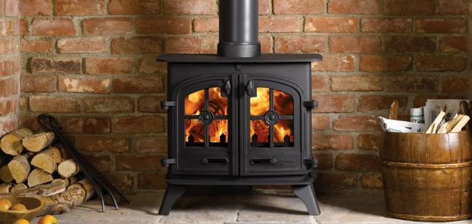 Yeoman - Devon-Wood-Burning Stove