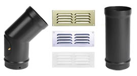 Air Vents & Flue Pipes
